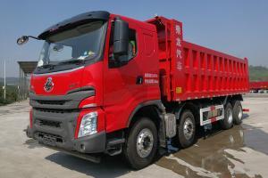 东风柳汽乘龙 H7 复合型350马力 8X4 5.6米 国五 自卸车(LZ3315H7FB)