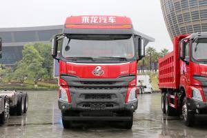 东风柳汽乘龙 H7 400马力 8X4 8.6米 国五 自卸车(高顶)(LZ3315M5FB)