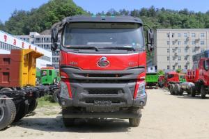 东风柳汽乘龙 H7 420马力 8X4 8米 国五 自卸车(LZ3314M5FB)