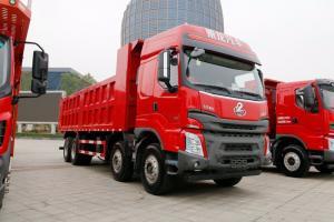 东风柳汽乘龙 H7 400马力 8X4 7.8米 国五 自卸车(LZ3312M5FB)