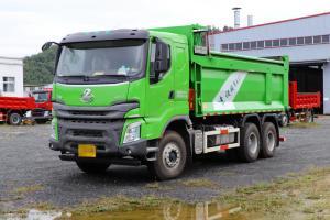 东风柳汽乘龙 H7 460马力 8X4 6.5米 国五 自卸车(LZ3310M5FB)