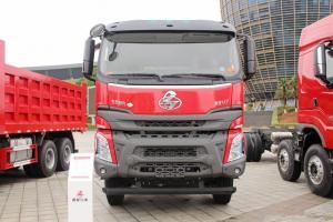 东风柳汽乘龙 H7 420马力 8X4 8.2米 国五 自卸车(LZ3314M5FB)