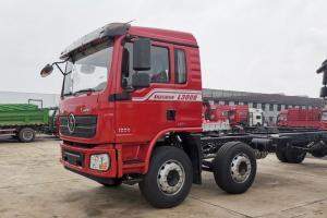 陕汽重卡 德龙L3000 旗舰版 245马力 6X2 9.5米 国五 仓栅式载货车(SX5250CCYLA9)