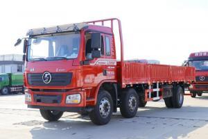 陕汽重卡 德龙L3000 旗舰版 245马力 6X2 8.7米 国五 栏板载货车(SX1250LA9)