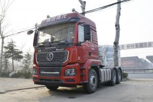 陕汽重卡 德龙M3000S 430马力 6X4 国六 牵引车(SX4250MC4Q3)