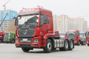 陕汽重卡 德龙新M3000S 复合版 440马力 6X4 国五 牵引车(SX4250MC4F1)