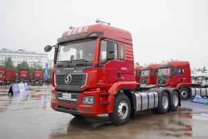 陕汽重卡 德龙新M3000S 430马力 6X4 国六 危险品牵引车(SX4259MC4WQ1)