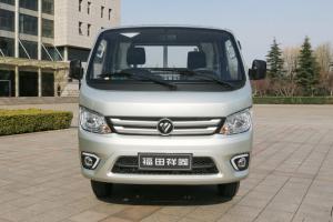 福田 祥菱M2 1.5L 112马力 汽油 3.1米 国五 双排栏板微卡(BJ1030V3AV5-CF)