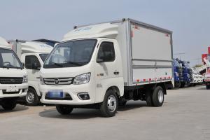 福田 祥菱M2 1.5L 112马力 汽油/CNG 3.3米 国五 单排厢式微卡(BJ5030XXY-EG)