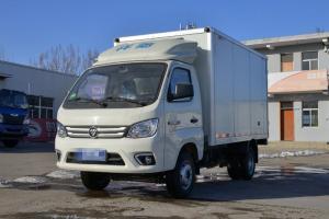 福田 祥菱M2 1.5L 112马力 汽油 3.7米 国五 单排厢式微卡(BJ5030XXY-EB)