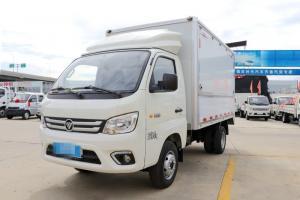 福田 祥菱M2 物流之星 1.5L 112马力 汽油 3.7米 国五 单排厢式微卡(BJ5030XXY-ED)