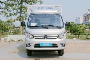 福田 祥菱M2 1.5L 116马力 汽油 2.7米 国六 双排厢式微卡(BJ5032XXY4AV5-01)
