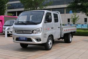 福田 祥菱M2 物流之星 1.5L 112马力 汽油/CNG 3.1米 国五 双排栏板微卡(BJ1030V4AL6-EG)