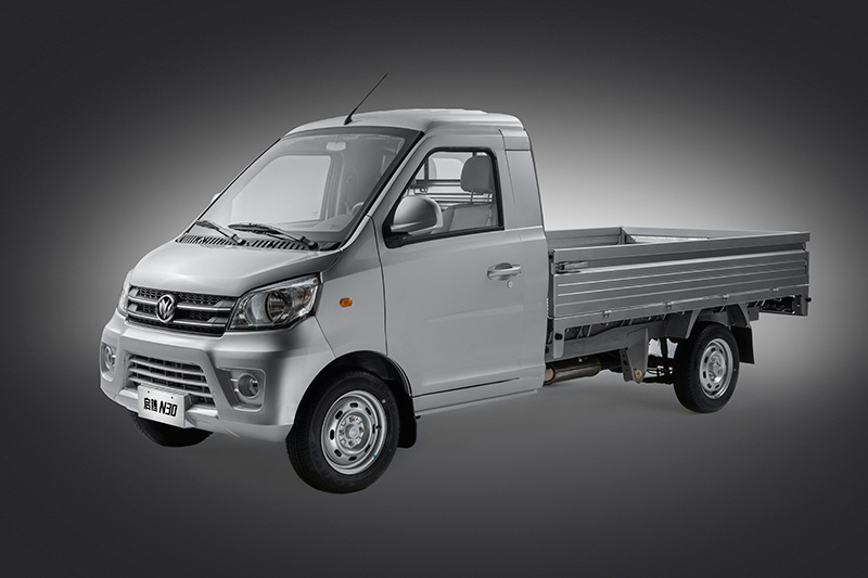 新龙马汽车 启腾N30 90马力 4×2 国六 单排栏板载货车 基本型