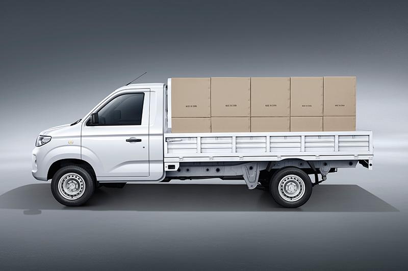 东风小康 C71 LV0 120马力 4×2 国六 栏板载货车