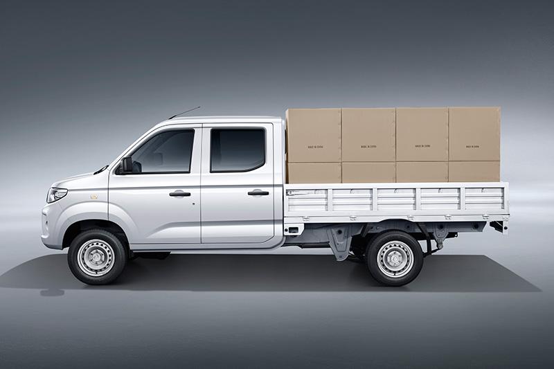 东风小康 C72 LV0 120马力 4×2 国六 栏板载货车