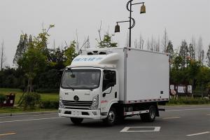 陕汽轻卡 德龙K3000 130马力 4X2 国六 冷藏车(YTQ5041XLCKH331)