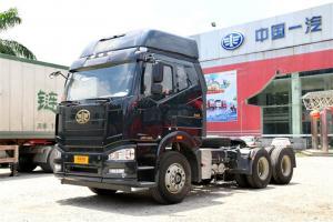 一汽解放 J6P重卡 460马力 6X4 国四牵引车(自动挡)CA4250P66K24T1A1E4)