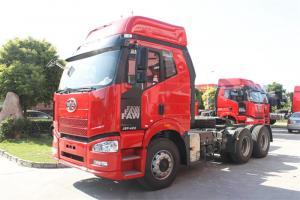 一汽解放 J6P重卡 轻量化版 420马力 6X4 国四牵引车(CA4250P66K24T1A1E4X)