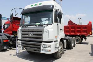 华菱重卡 410马力 6X4 LNG 国五牵引车(HN4250NGX38C9M5)