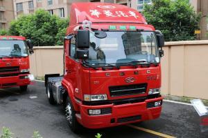 华菱之星 准重卡 245马力 4X2 国四牵引车(HN4140H22C4M4)
