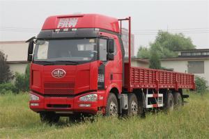 一汽解放 J6P重卡 2013款 370马力 8X4 9.5米 国四栏板载货车(CA1310P66K24L7T4E4)