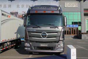 福田 欧曼GTL 9系重卡 超能版 400马力 6X4 国四牵引车(BJ4259SNFKB-XF)