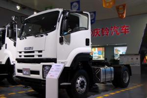 庆铃 VC46重卡 350马力 4X2 国四 牵引车(QL4180UJCR)