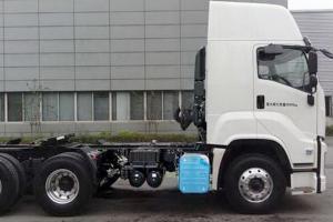 庆铃 VC61重卡 460QQ自动抢红包 6X4 国五 牵引车(QL4250W2NCZ)