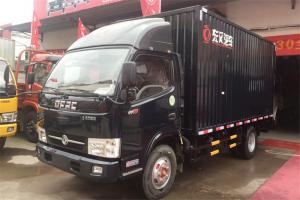 东风 凯普特K6 130马力 4.2米 国五单排厢式售货车(EQ5041XSH3BDFAC)
