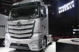 福田 欧曼EST重卡 超级卡车 奔驰版 国五430马力 4X2牵引车