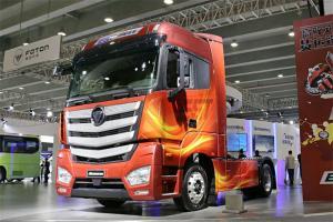 福田 欧曼EST 重卡 超级卡车 国五430马力 4X2牵引车