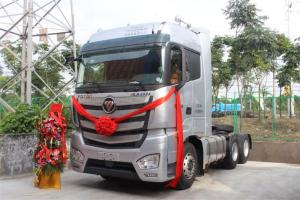 福田 欧曼EST 6系重卡 510马力 国五6X4牵引车(高地板)(BJ4259SNFKB-AA)