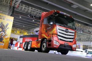 福田 欧曼EST 重卡 超级卡车 国五430马力 6X4牵引车