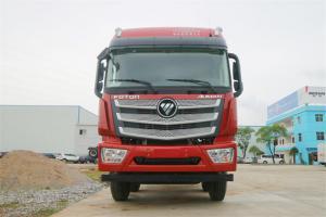 福田 欧曼EST 6系重卡 400马力  国五8X4 9.5米仓栅式载货车(BJ5319CCY-AA)