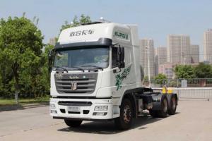 联合卡车 E系重卡 336马力 国五6×4牵引车 (QCC4252N654M)