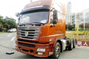 联合卡车 E系重卡 375马力 国五6×4牵引车 (QCC4252D654M-2)