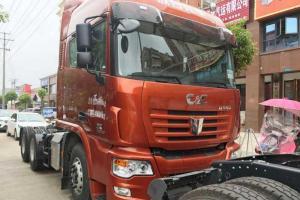 联合卡车 U系重卡 440马力 国五6×4牵引车 (QCC4252D654-1)汉德桥