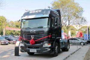 联合卡车 U系重卡 420马力 国五4×2牵引车 (QCC4182D651)