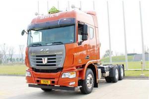 联合卡车 U系重卡 270马力 国五6×2载货及专用车(QCC5252XXYD659)