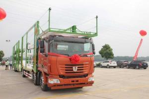 联合卡车 U系重卡 290马力 国五6×2 中置轴轿运车(QCC5212TCLD659Z)