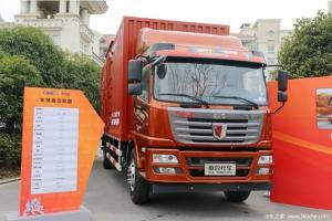 联合卡车 E系 160马力 国五4×2 厢式载货车 (QCC5182XXYD651N)