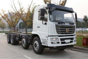 联合卡车 E系重卡 300马力 国五8×4仓栅式载货车 (QCC5312CCYD656M)