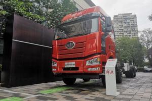 解放新J6 500马力 8×4自卸车