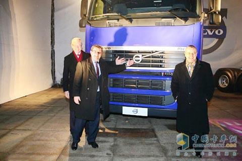 在华产品线升级 沃尔沃卡车为市场注入信心 卡车产业 高清图片