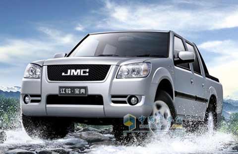 江铃汽车11月份销售汽车10900辆高清图片