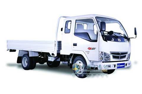 金杯卡车荣膺2009中国 辽宁 汽车总评榜两项大奖高清图片