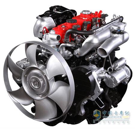 高压共轨发动机,具有节能,环保,可靠等优点,是福田汽车链合创新的结晶