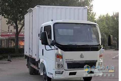 中国重汽豪沃轻卡12月26日正式对外发布