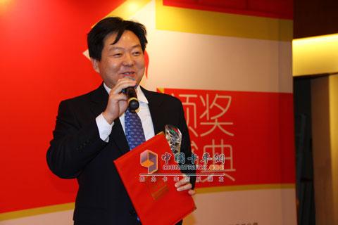 中国重汽集团公司副总经理刘伟